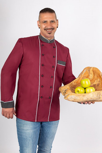 Kochjacke Henri_Serie 129 von Enrico Wieland