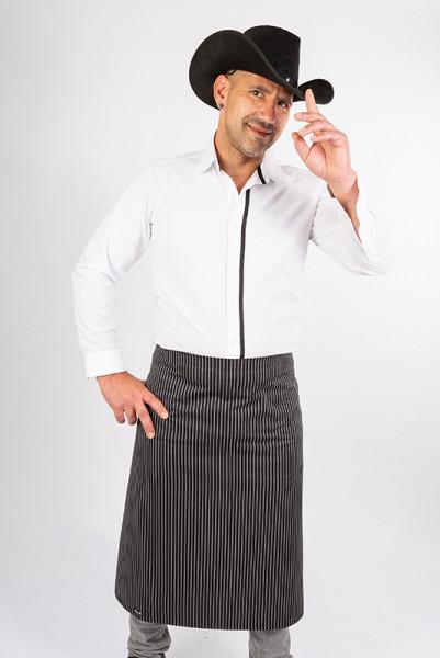 Bombay_Serie 129 pre-tie and bistro apron by Enrico Wieland
