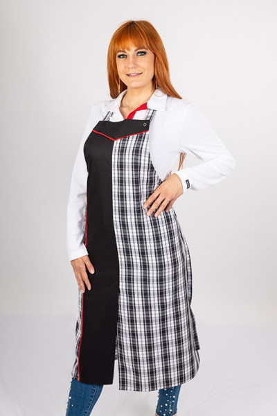 Bib apron Dallas_Series 150 by Enrico Wieland workwear