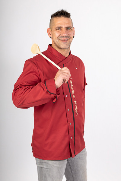 Chef's jacket Alejandro by Enrico Wieland
