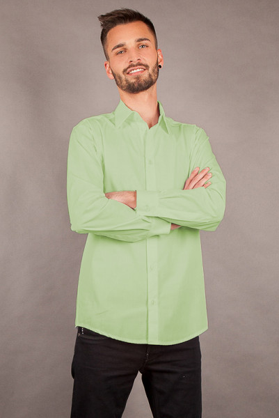 Business shirt Ricky MG (blended fabric) by Enrico Wieland Workwear