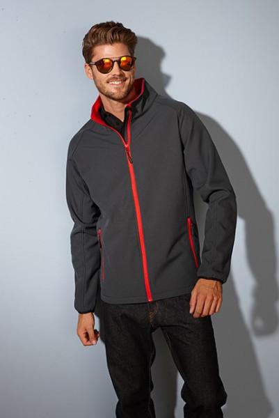 Softshell jacket Ludwig by Enrico Wieland Club and Professional Fashion