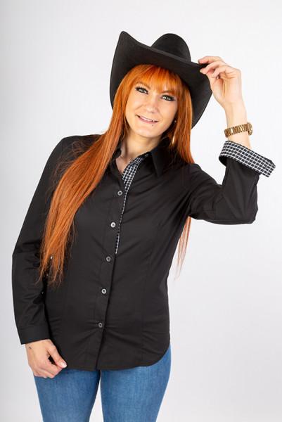 Women's shirt Rieke_Black Edition