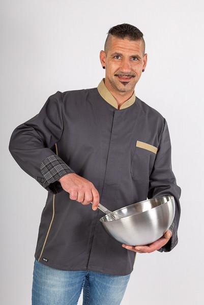 Chef's jacket Alonzo_Serie 165 by Enrico Wieland