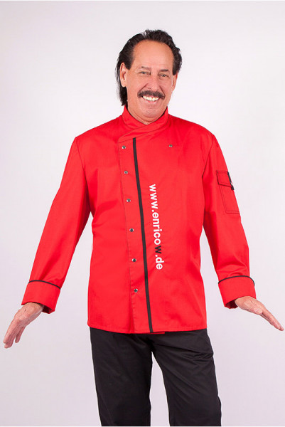 Chef's jacket Alejandro_Limited Edition by Enrico Wieland