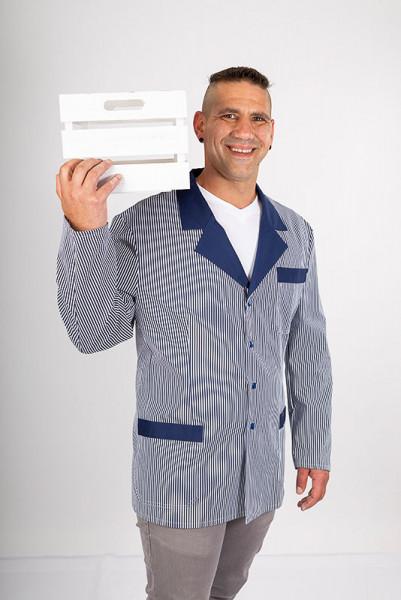Men's jacket Lars_Classic Edition by Enrico Wieland Workwear
