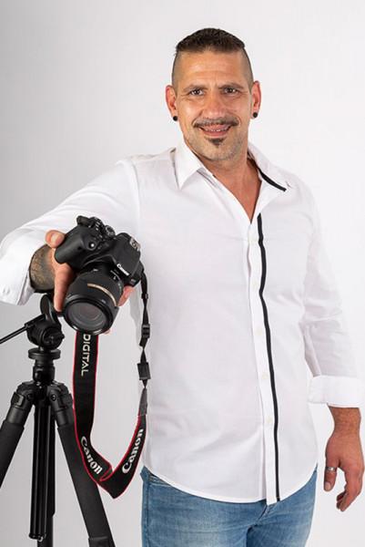 Performance Herrenhemd Falco_White Edition von Enrico Wieland Berufsbekleidung