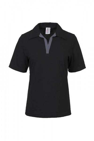 Performance Ladies Polo Shirt Volly_Black Edition